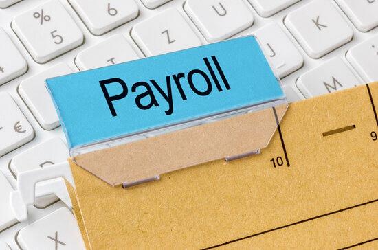 vacancy payroll administrator
